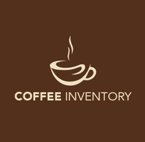 Coffee Inventory Logo - Concurso Ganado. A Br, ing&Identit project by Sara Osuna Rius - 13-04-2015