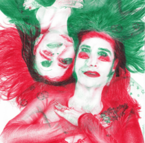Un despido = una oportunidad: MARIADELMAC GRACIAS A LA MATERNIDAD. A Illustration, Fine Art, and Painting project by Mª del Mar  Gregorio Álvarez - Apr 21 2015 12:00 AM