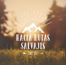 Hacia Rutas Salvajes. Um projeto de Design, Br e ing e Identidade de Juan Millán Bruno         - 20.04.2015