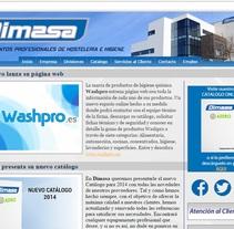Diseño web. Un proyecto de Diseño, Diseño Web y Desarrollo Web de Victor Alvarez Rodriguez         - 27.04.2015