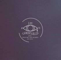 """LOS LAMENTABLES (COVER """"DEATH DON´T HAVE MERCY """" MARCK LANEGAN). A Motion Graphics, Film, Video, TV, Film Title Design, T, pograph, and Video project by wee         - 29.04.2015"""
