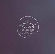 """LOS LAMENTABLES (COVER """"DEATH DON´T HAVE MERCY """" MARCK LANEGAN). Um projeto de Motion Graphics, Cinema, Vídeo e TV, Design de títulos de crédito, Tipografia e Vídeo de wee         - 29.04.2015"""
