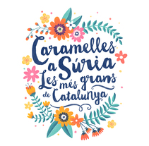 Caramelles a Súria. A Illustration, Br, ing&Identit project by Coaner Codina - 30-04-2015