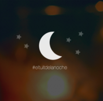 #eltuitdelanoche. A Web Development, Graphic Design, and Web Design project by Víctor Couce Veiga - May 04 2015 12:00 AM