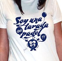 camiseta padel. Un proyecto de Ilustración y Diseño de vestuario de nathalie figueroa savidan         - 06.05.2015