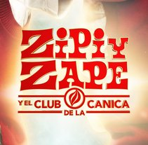 ZIPI Y ZAPE Y EL CLUB DE LA CANICA. Um projeto de Design e Cinema de USER T38  - 13-05-2015