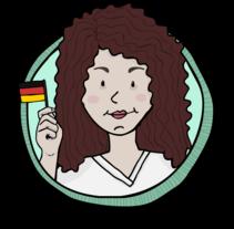 Ilustración · Diario de una Krankenschwester. A Graphic Design project by Sara Morán         - 09.03.2014