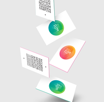 Personal Business Cards. A Br, ing, Identit, Graphic Design, T, and pograph project by Riccardo Marras         - 27.05.2015