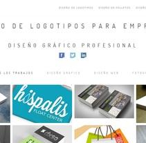 Ampgrafico presenta el diseño de su nueva web. A Br, ing, Identit, Web Design, and Web Development project by ampgrafico         - 28.05.2015