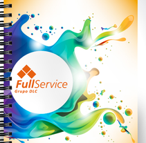Diseño Cuaderno Full Service. A Design project by Jonathan  Lorenzo Chavarría         - 30.10.2014