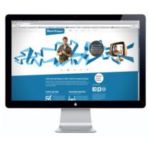 Web. Un proyecto de Desarrollo de software y Diseño Web de Alex Mercadé  - 11.03.2015