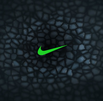 NIKE. A Design, 3D, Art Direction, Br, ing&Identit project by Borja Alegre  - 12-06-2015