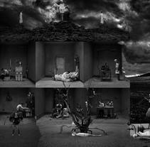 casa de muñecas. A Collage project by Mª Concepción Tomás Rivera         - 14.06.2015