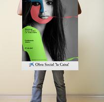 Campaña ficticia para la exposición  de M/M PARÍS en  Caixa Forum Zaragoza. Un proyecto de Diseño gráfico de Rafael Jiménez Ramón - 15-06-2015