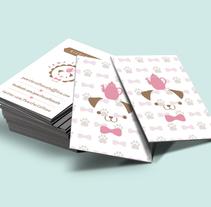 PAWS FOR COFFEE.IDENTIDAD.. Um projeto de Design e Design gráfico de cakes and ink         - 16.06.2015