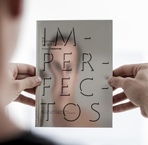 Imperfectos 10 Sentidos Festival. Um projeto de Design editorial de Mr. Simon         - 21.06.2015