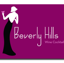Beverly Hills. A Br, ing, Identit, and Graphic Design project by Juliana Muir         - 21.06.2013