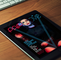 magmagoo editorial. A Design, and Graphic Design project by manuel otero  - Jun 28 2015 12:00 AM