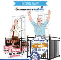 Encomiéndate a La Botica Inmobiliaria. Um projeto de Ilustração, Publicidade e História em quadrinhos de Álvaro Martín martín         - 29.05.2015