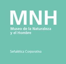 Museo de la Naturaleza y el Hombre. Un proyecto de Diseño de la información de Sergio  Durango - Sábado, 04 de julio de 2015 00:00:00 +0200