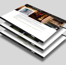 Templates para clientes orientadas a Tour Virtual. Un proyecto de Diseño y Diseño Web de Alfredo Moya         - 07.07.2015