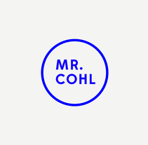 Mr. Cohl. A Design, Br, ing, Identit, and Web Design project by The Woork Co         - 12.07.2015