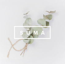 SÛMA. Um projeto de Design, Fotografia, Br e ing e Identidade de Atomika Studio  - 14-07-2015