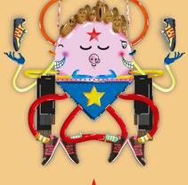 D'un Altre mon. Un proyecto de Diseño gráfico de Agustin Medina Jerez         - 13.03.2014