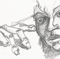 Ilustraciones variadas. A Illustration project by Iñaki F. R.         - 22.07.2010