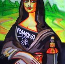 rock art. Um projeto de Artes plásticas de Pachucho Madrid         - 25.07.2015