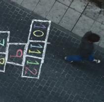 Postproducción y grafismo para videoclip. A Film, Video, TV, Film Title Design, and Post-Production project by Natalia Peña - Jun 05 2012 12:00 AM