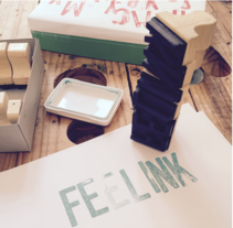 Feelink.cat · web portfolio. A Design, Art Direction, Br, ing, Identit, Editorial Design, Events, Graphic Design, and Web Design project by aNnA prats         - 20.08.2015
