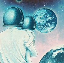 Some Day. A Illustration project by Oscar Giménez - 08.31.2015