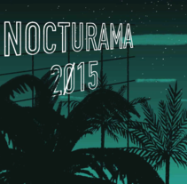 Video de promoción Nocturama 2015. A Illustration, and Animation project by Ana Aranda Rico         - 06.09.2015