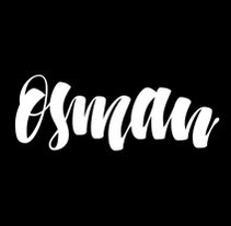 Osman Lettering and motion. A Motion Graphics, T, pograph, and Calligraph project by jaume osman granda - 07-09-2015