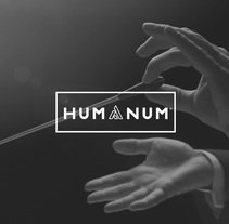 Humanum. A Art Direction, Br, ing, Identit, and Graphic Design project by Roberto Magdiel         - 12.09.2015