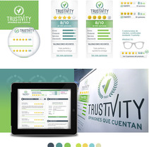 Trustivity. A Design, Marketing, and Web Design project by Red Vinilo  - 17-12-2014