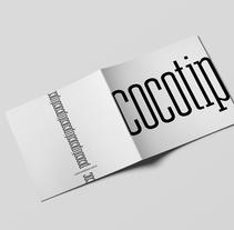 Cocotip. A Graphic Design project by Laura Rodríguez García         - 15.06.2015