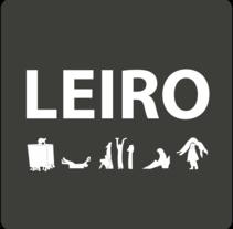 """CATALOGO FRANCISCO LEIRO """" ESCULTURAS SENTIDAS"""". A Graphic Design, and Sculpture project by Carlos Fernandez Leiro         - 21.09.2015"""