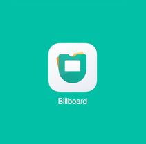 Billboard IOS APP. Un proyecto de UI / UX y Diseño interactivo de Jokin Lopez         - 21.09.2015