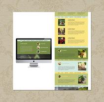 WEB. Um projeto de Design gráfico e Web design de Mar Abad         - 29.09.2015