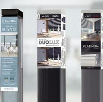 Branding para Stor Planet y Cintacor decoración de la ventana. A Br, ing, Identit, and Graphic Design project by Xavi Serra         - 30.09.2015