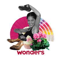 Diseño de calzado en WONDERS. Um projeto de Design, Design de acessórios e Design de calçados de loli pozo lazaro         - 04.10.2015