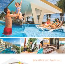 Publicidad Revista. A Design, Advertising, Graphic Design, and Marketing project by Mirchar Medrano         - 01.10.2015