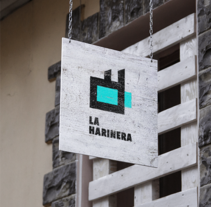 La Harinera. A Br, ing, Identit, Art Direction, Design, Editorial Design, Graphic Design, and Advertising project by Arturo Hernández - Sep 01 2015 12:00 AM