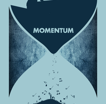 Póster Jamie Cullum Momentum. A Illustration, and Advertising project by Maricel Díez Regidor         - 28.05.2013