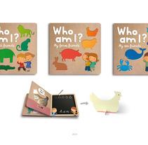 Libros infantiles no convencionales. A Editorial Design project by Dani Obradó         - 18.10.2015