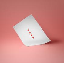 Comuniza 4º Aniversario. Un proyecto de Diseño gráfico de Karla Baella         - 19.10.2014