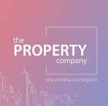 The Property Company. A Design project by Carlos Etxenagusia - Oct 21 2015 12:00 AM
