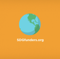 SDG Philanthropy Platform // Vídeo Corporate. A Animation, Film, Video, TV, and Design project by XELSON  - Oct 23 2015 12:00 AM